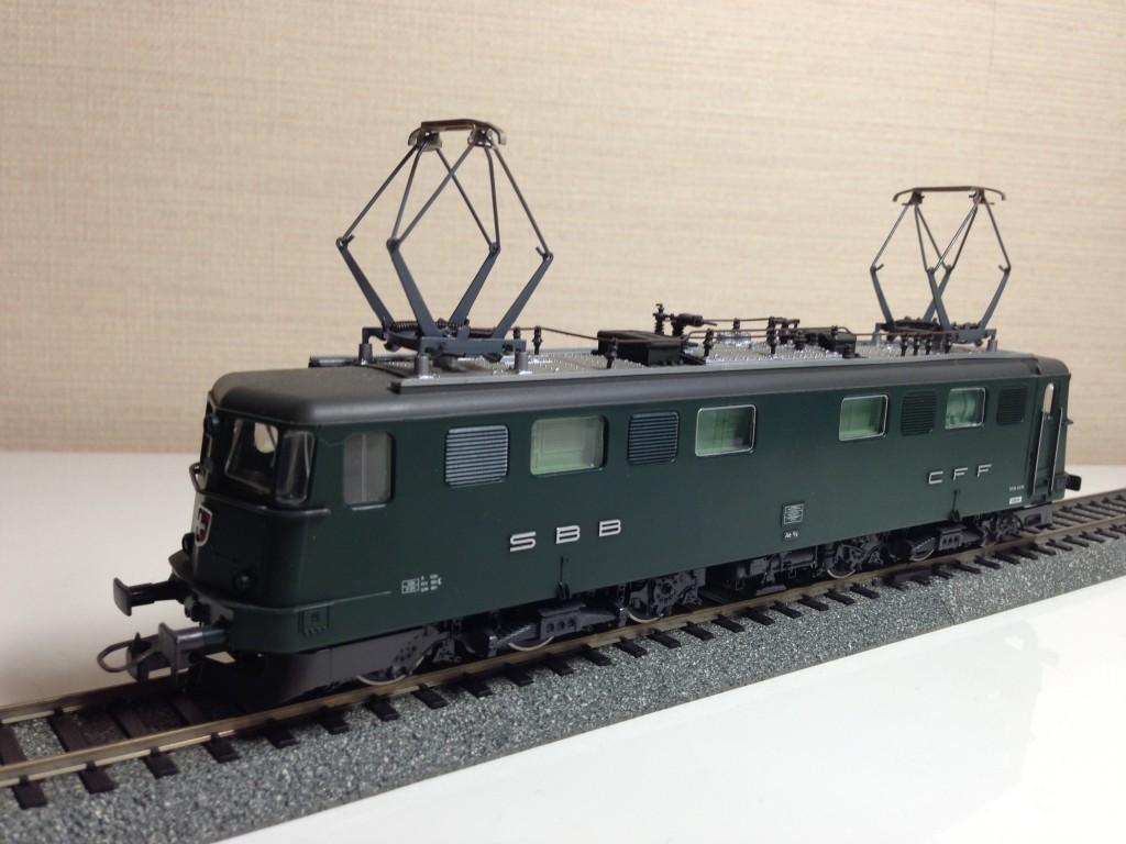 鉄道模型(HOゲージ)Roco SBB CFF