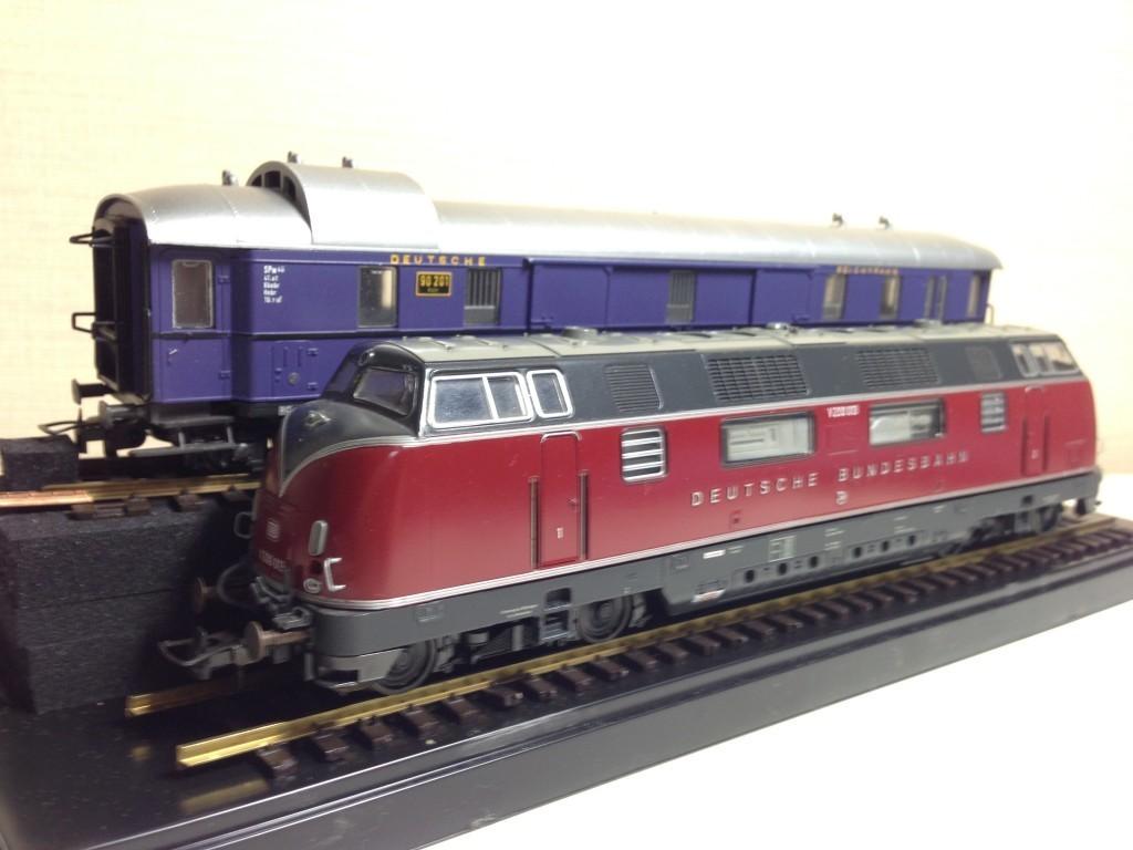 鉄道模型(HOゲージ)Roco DB V-200